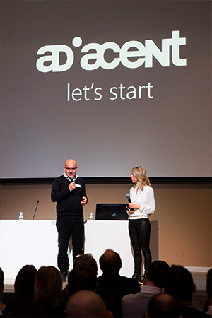 Journal Adiacent: marketing, creativity, technology